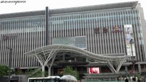 Hakata Station, West Side