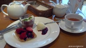 Tea at Lupicia