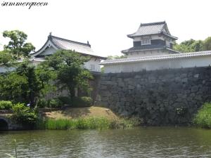 Gate, Fukuoka Castle, Ohori Koen