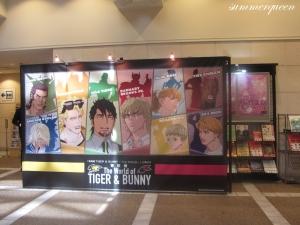 Tiger & Bunny Exhibit