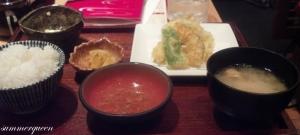 Tenjin tempura
