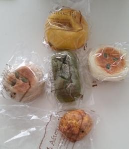seasonal breads
