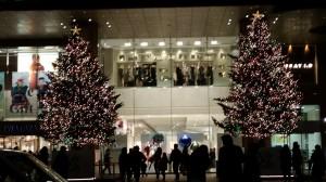 Iwataya Xmas Trees