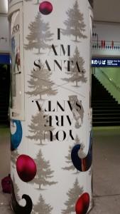 Parco Xmas slogan